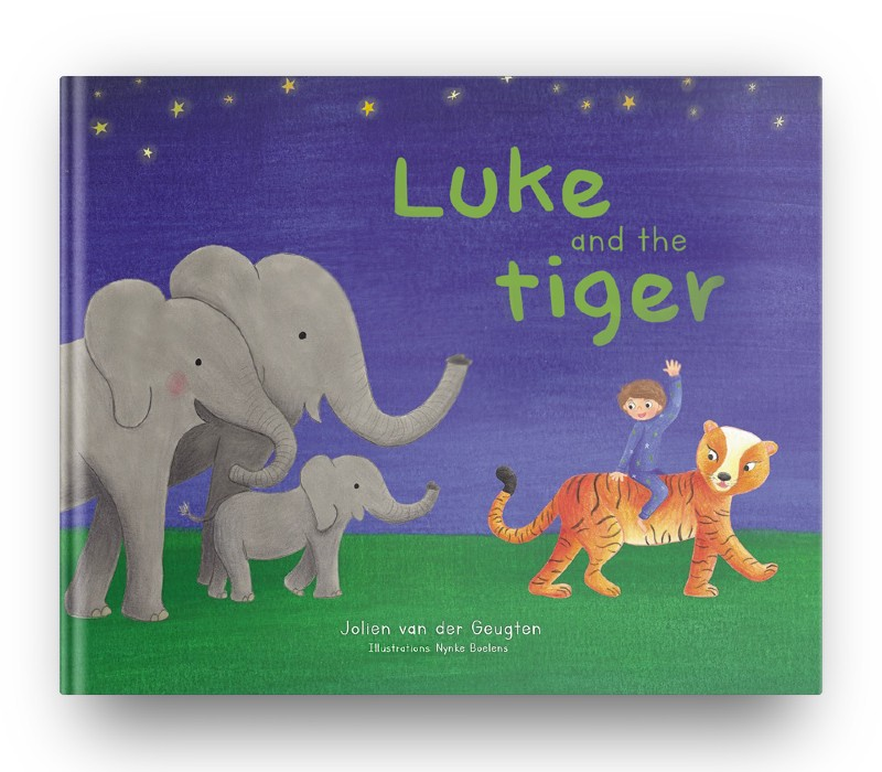 Luke and the tiger 800x700